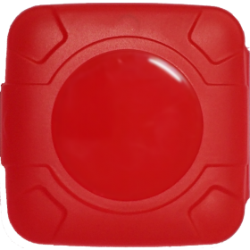 Condoms Compacts in Red (case of 250)