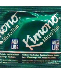 Kimono® MicroThin® Plus Aqua Lube® in case of 144